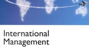 International Management – Helen Deresky 8th Edition
