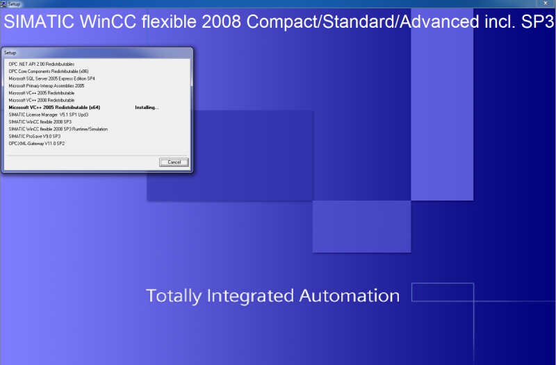 SIMATIC WinCC Flexible