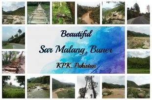 Sarmalang Bunair KPK Beautiful Pakistan