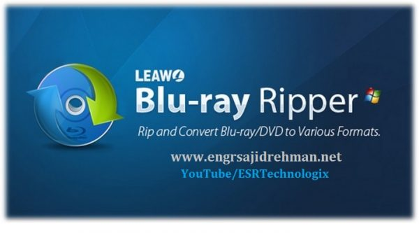Leawo Blu-ray Ripper v7.9