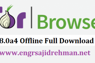 Tor Browser 2018 v8.0 Offline Windows Setup