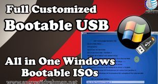 How to create Full Customized Bootable USB with Multi ISO